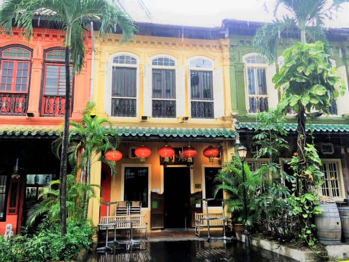 Emerald Hill – 1 of the best places to visit in Singapore