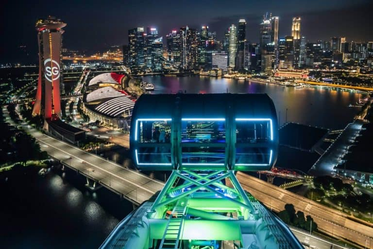 The Most Amazing 2 Days in Singapore