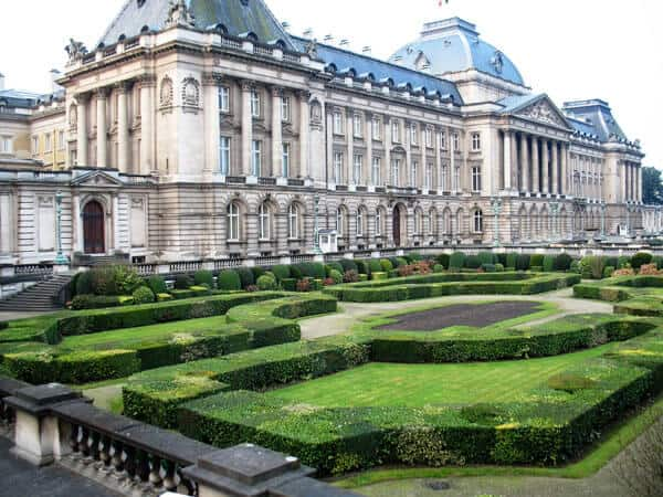 palais royale in brussels is a great plce to visit with kids
