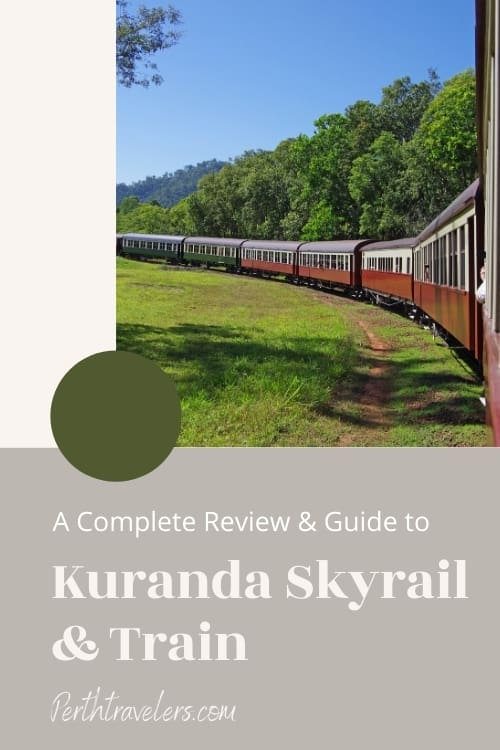 a vintage train with words review & guide to kuranda skyrail & train