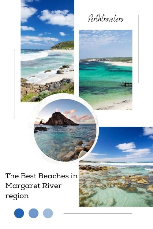 best beaches in margret river region with photos of stunning sandy beaches and bays